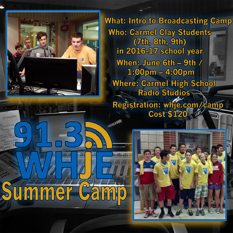 WHJE Summer Camp