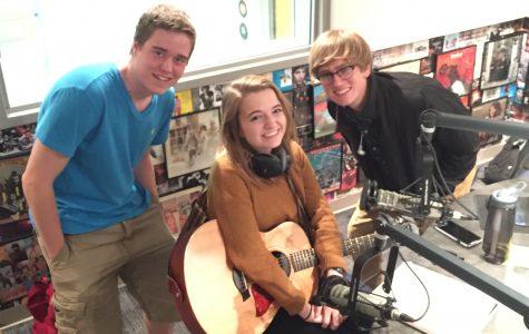 Student Radio Time: Week 2 Anna Fagin