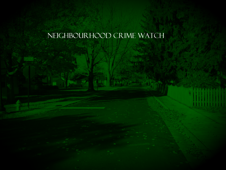 PSA+Topic%3A+Neighborhood+Crime+Watch+Program