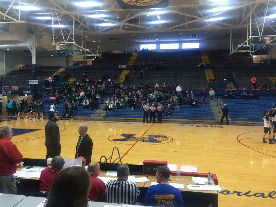 Carmel Girls Varsity Basketball vs. Homestead