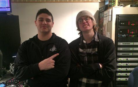 Student Radio Time: Week 6 DJB