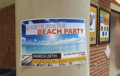 Cru Beach Party
