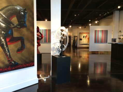 April Gallery Walk