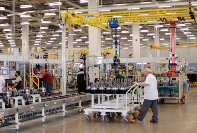 Chrysler+9-speed+Transmission+Factory