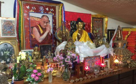 Buddhism – Coexist #2