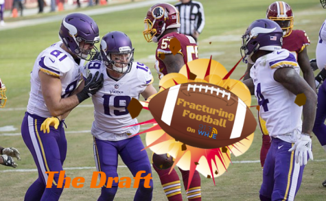 Fracturing Football Season 2, Show 1- The Draft