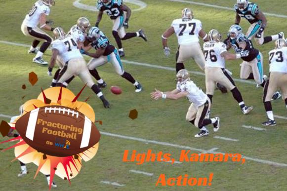 Fracturing Football Season 2, Show 4- Lights, Kamara, Action!