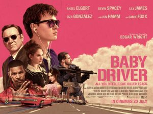 Baby Driver - Cinema Soundtracks Ep. 1
