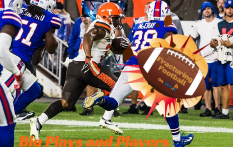Fracturing Football Season 2, Show 7- Big Plays and Players