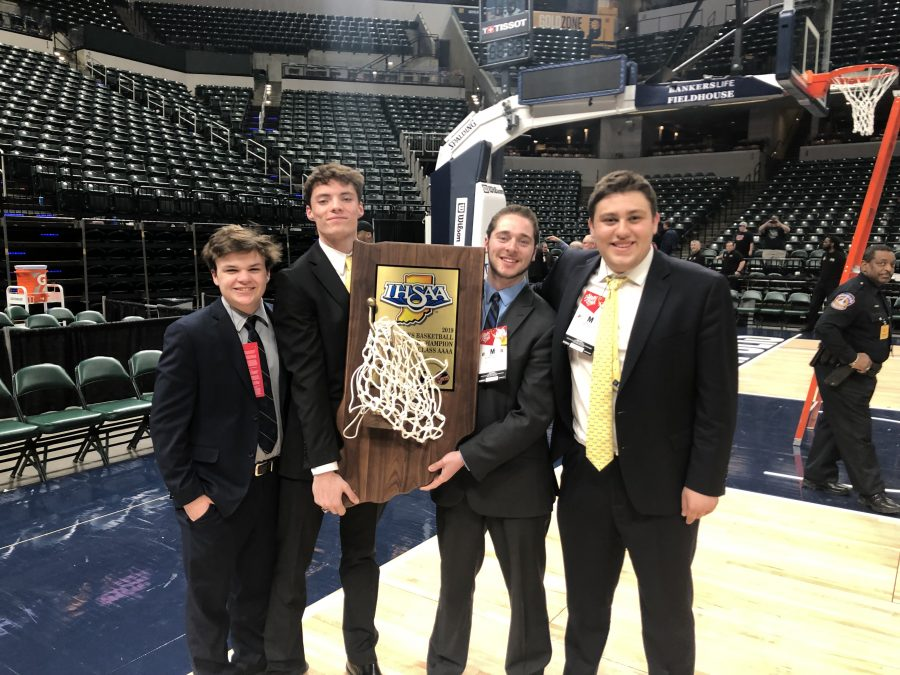 2019+IHSAA+Class+4A+Boys+Varsity+Basketball+State+Championship