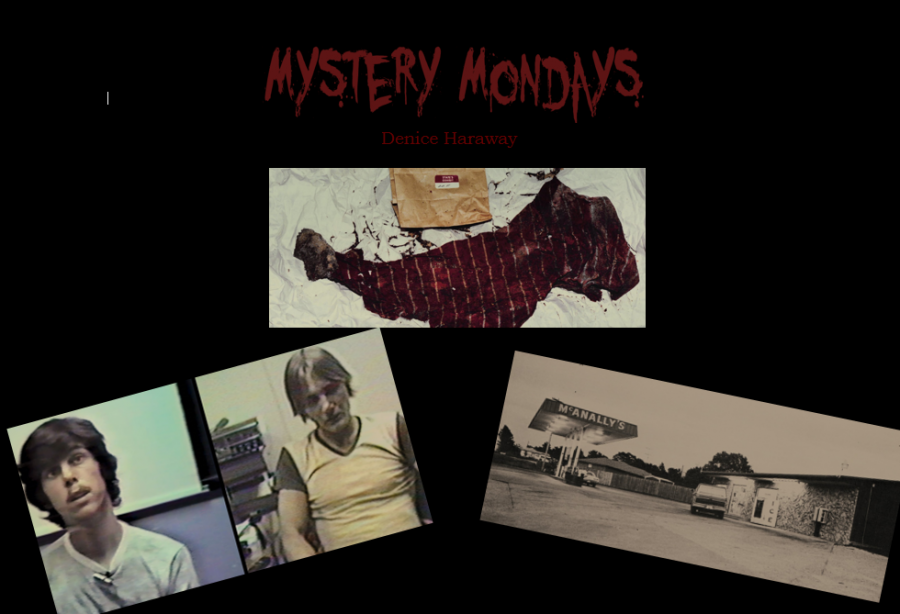 Denice Haraway - Mystery Mondays Ep. 5 Part 2