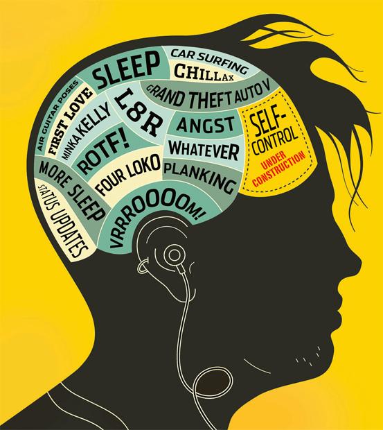 Inside the Teenage Mind