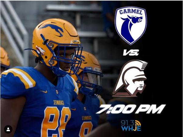 Carmel VS Center Grove