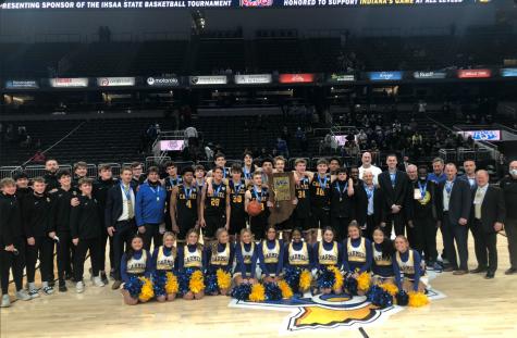 Blog Post #50 - Recap Carmel Basketball (State Edition)