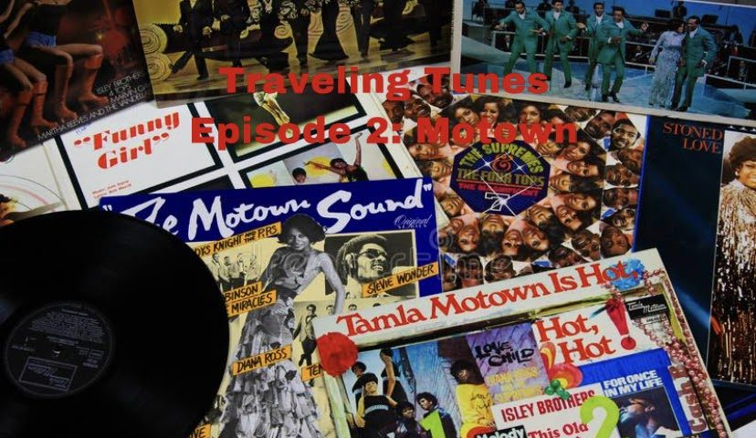Traveling Tunes: Motown