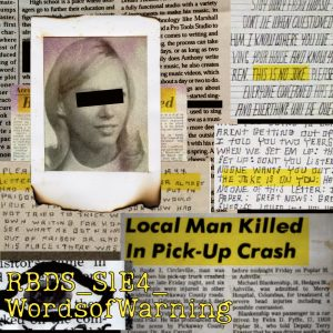 RBDS S1E4 - Words of Warning | The Circleville Letters & The Poison Pen Murders