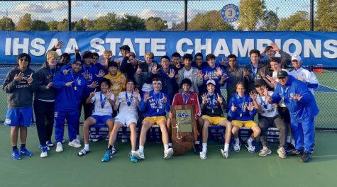 Blog Post #60 - Tennis State Championship Recap