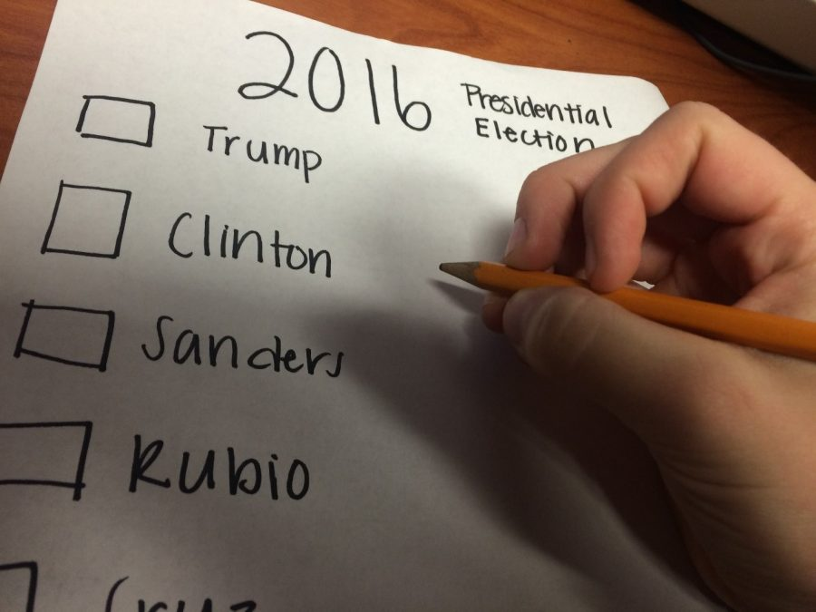 2016+Presidential+Election
