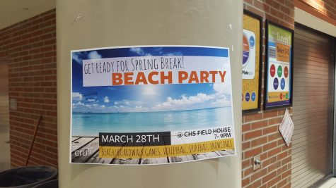 Cru Beach Party