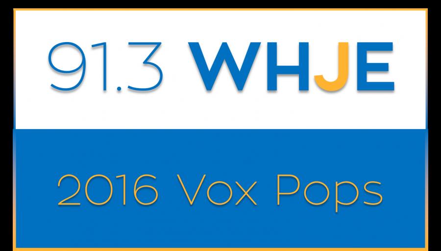 2016 Vox Pops