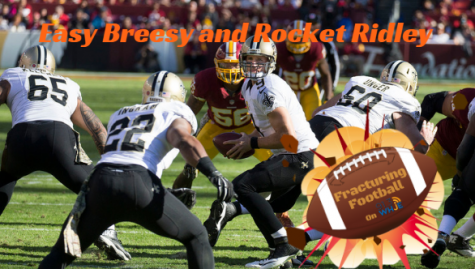 Fracturing Football Season 2, Show 3- Easy Breesy and Rocket Ridley