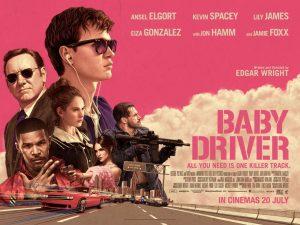 Baby Driver - Cinema Soundtracks Ep. 1