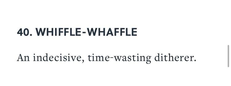 Whiffle Whaffle Episode One: Game Ready