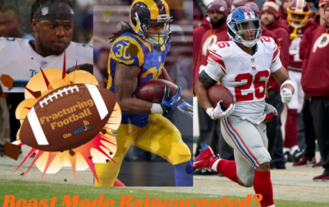 Fracturing Football Season 2, Show 8- Beast Mode Reincarnated?