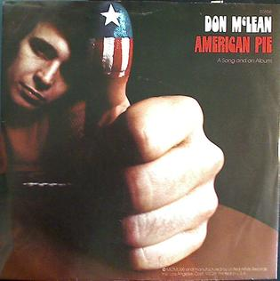 American Pie Desert Island Disc by Jess Cooper