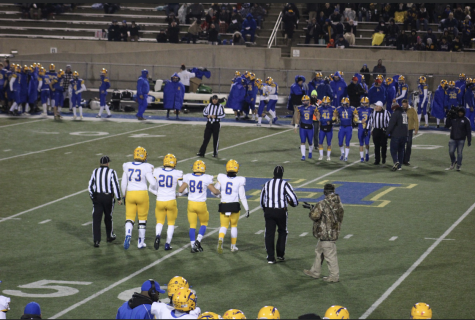 Carmel vs. Homestead Week 12
