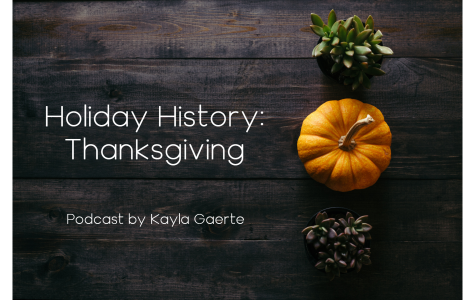 Holiday History EP. 1 Thanksgiving