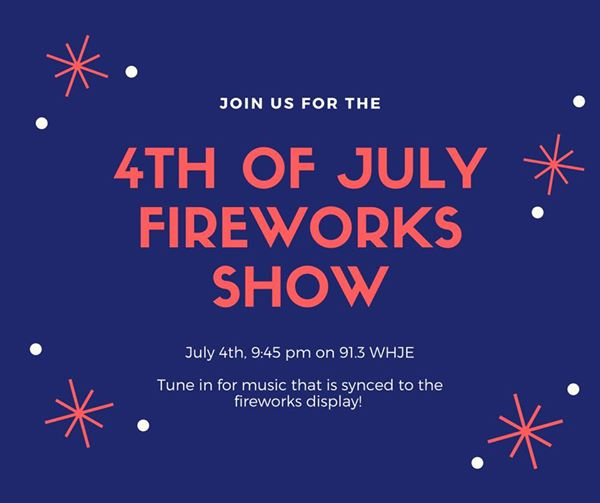 Carmelfest Fireworks July 4th 2020