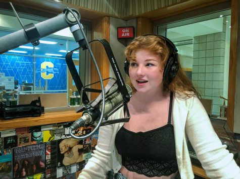 Ella Carlson, Live Show Manager