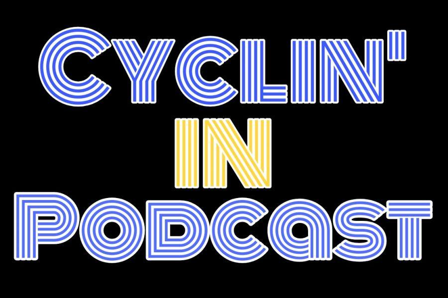 Cyclin' IN logo - Griffin Raduchel