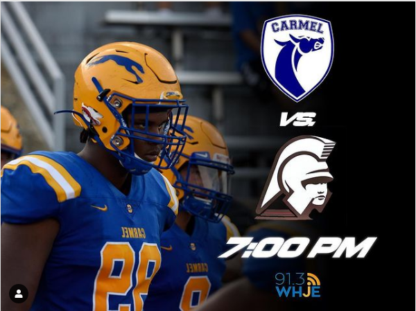 Carmel VS Center Grove