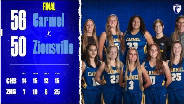 Carmel+Greyhounds+vs+Zionsville+Eagle