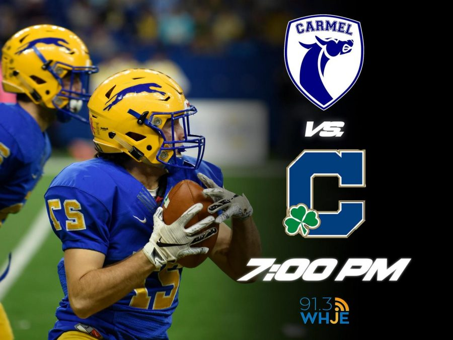 Carmel VS Cathedral Football 2020