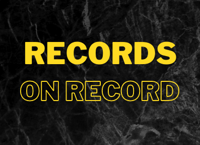 Records on Record: Episode 1