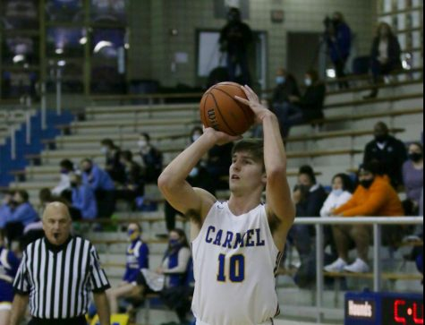 Carmel Boys Basketball vs Columbus North