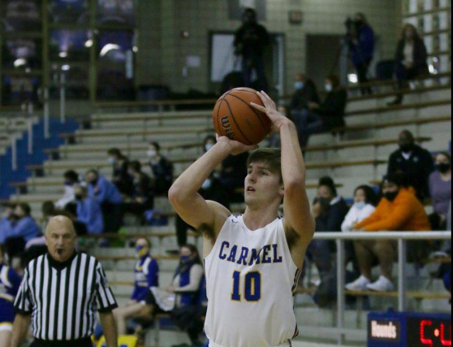Carmel Boys Basketball vs Columbus North