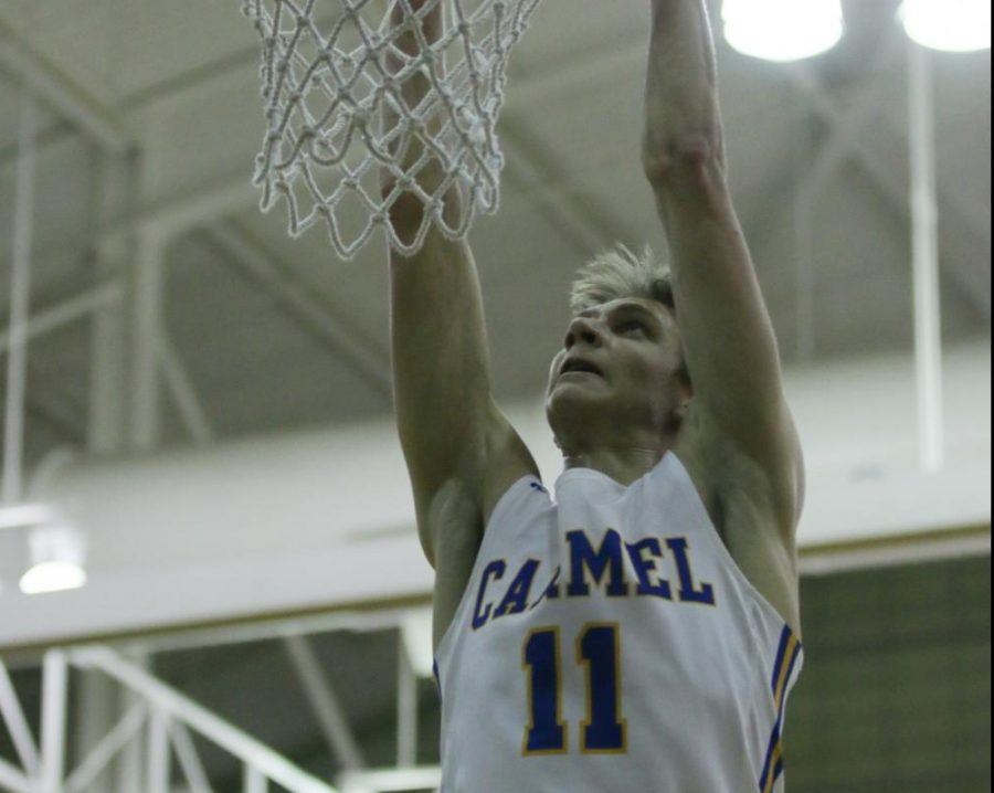 Blog Post#29- Recap Carmel Men's Basketball v. Cathedral