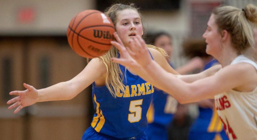 Carmel+Girls+Basketball+vs+Lawrence+North