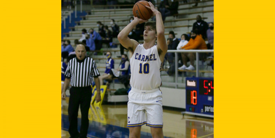 Blog Post#30- Recap Carmel Men's Basketball v. Ben Davis