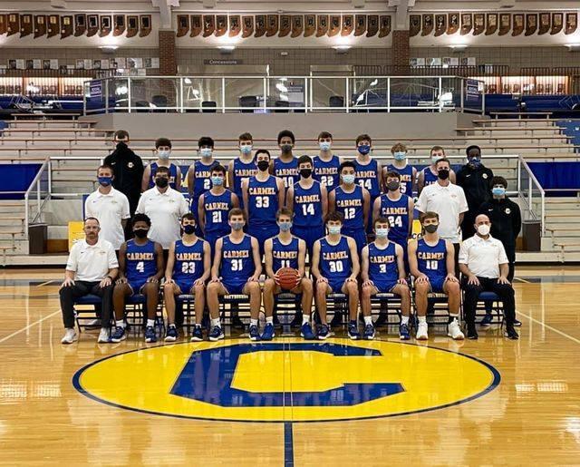 Carmel vs Zionsville Boys Basketball (12/5/20)