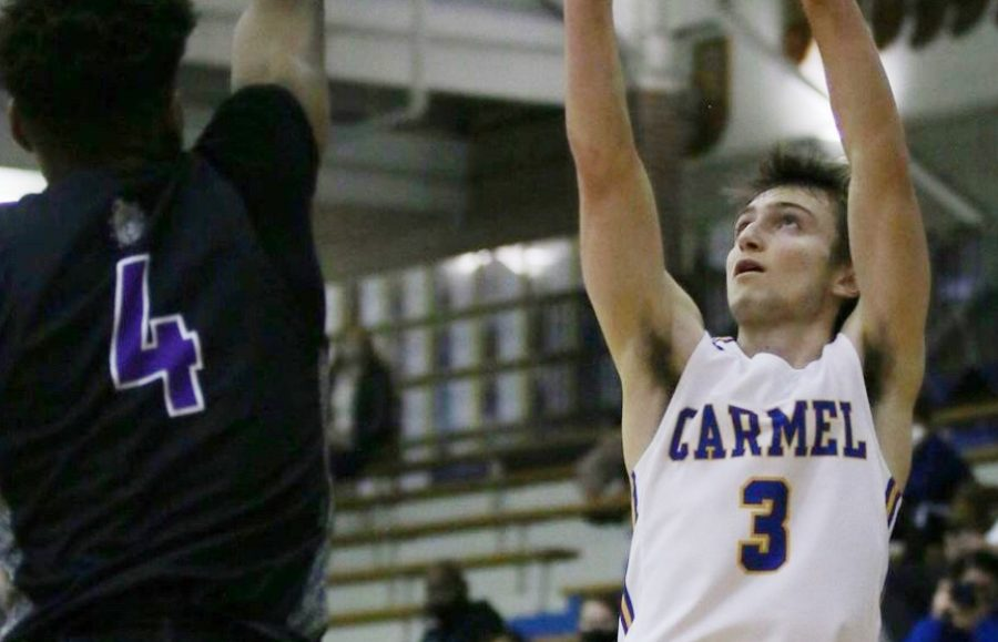Blog Post #38 - Recap Carmel Men's Basketball v. HSE