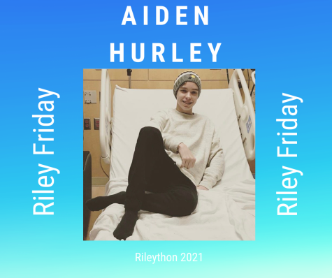 Blog Post #41 - Riley Friday! (Aiden Hurley)