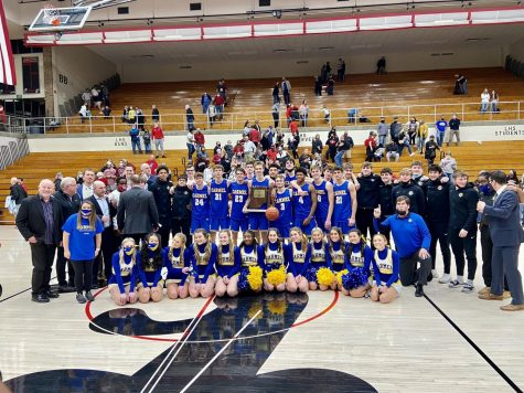 Blog Post #45 - Carmel Basketball (Regionals Edition)