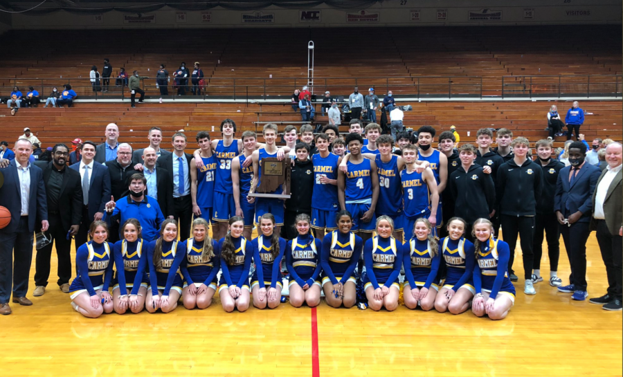 Blog Post #47 - Carmel Basketball (Semi-State Edition)