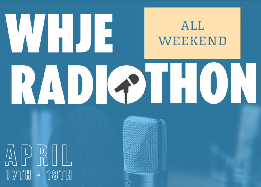 Blog Post #49 - Radiothon : April 17th & 18th!