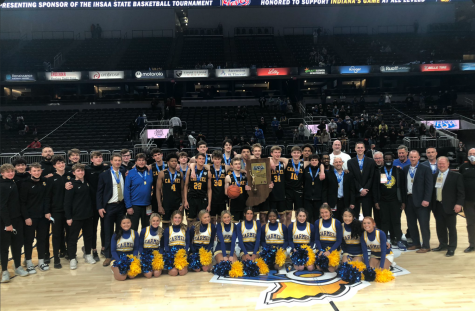 Blog Post #50 - Recap Carmel Basketball (State Edition)